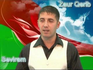 Zaur Qərib - Sevirəm